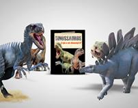 Visão - Dinossauros