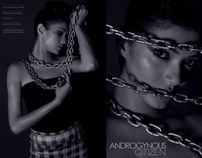 ANDROGYNOUS CITIZEN - Fashion Editorial