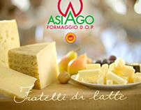 Milk adv per il Consorzio Tutela Formaggio Asiago DOP