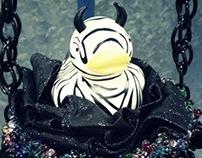 zebra duck nest