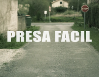 Actor y Postproducción de audio - Presa Fácil