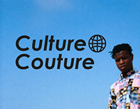Culture Couture _ Editorial