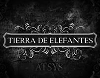 Tierra de Elefantes - ATSYS EP artwork
