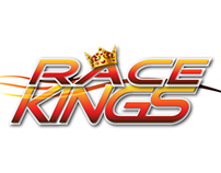 Race Kings - Logo