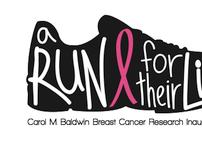 A Run for Their Life Logo