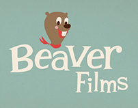 Beaver Films animated logo