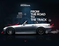 Honda S2000 Web Concept