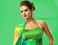 Nalli Sarees Diwali Collection 2013