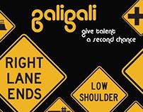 "WORKING WITH A NGO ""GALI GALI"""