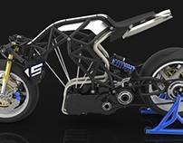 Tubular Concept Bike