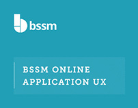 BSSM Online Application