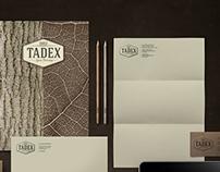 Tadex branding