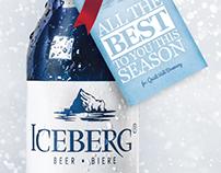 Quidi Vidi Iceberg Beer