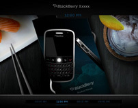 BlackBerry Bold Pitch