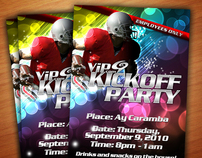 Party: Posters And Fliers