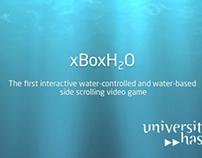 Xbox H2O (C++, Qt, OpenCV, Pumpspark)