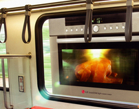 LG Cook with Light Oven