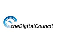 The Digital Council Logo / Twitch Bio/ Stream Overlay