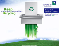 Aramco, Recycling '10