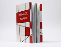 "Book design for ""Sõnaga Näkku"""