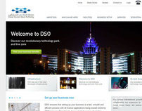 Dubai Silicon Oasis corporate website