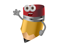 Pencilguy - game character