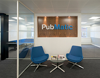 Pubmatic London Office - 82 Dean Street