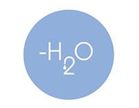 Minus H2O logo