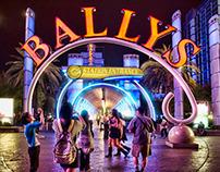 Bally's Vagas Street Photo