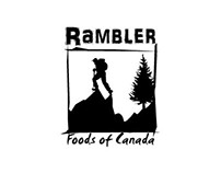 Rambler Foods of Canada Logo Design