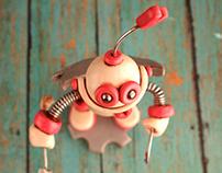 Robot Cupid Cam