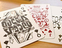 The Ambigram Playing Cards