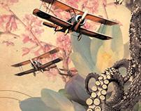 Jules Verne - Poster