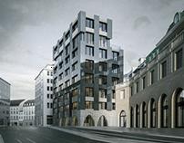 WETTBEWERB AUE - Pedrocchi Architekten