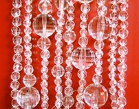 Working with Glass & Acrylic Crystal for Bead Curtains