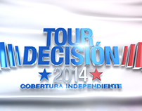 Tour Decision 2014 - TVN Noticias