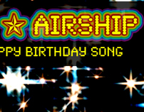 """Captain Airship:"" Turbo Anime Video Game Rock"