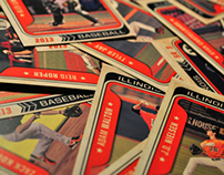 2013 Illinois Baseball Cards