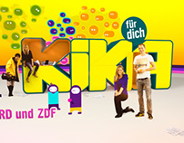 KIKA logo! - station ID (2012)