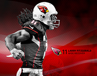 Arizona Cardinals Branding (Digital)