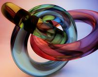 Abstract Glass torus