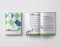 Business Book Cover and Layout Design