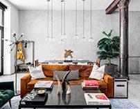 Noho Loft by Motiani Design