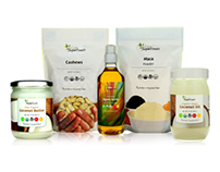 Live Superfoods Packaging
