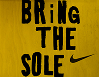 Nike / Bring the sole.