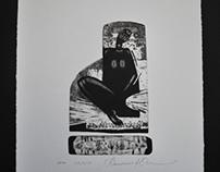 SUBTELNE / CУБТЕЛЬНЕ etching