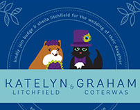 Katelyn & Graham Wedding Designs