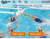 RallyMe.com - Crowdfunding for Athletes