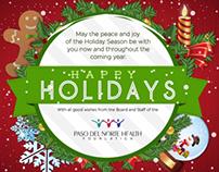 PNHF Christmas Card 2013