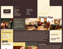 Hotel Old Riga Palace website